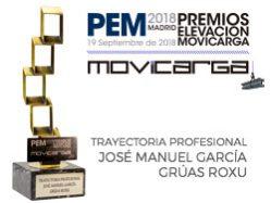 Premio a la Trayectoria Empresarial 2018